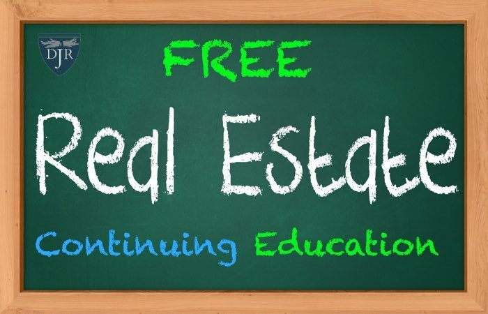 Real Estate Education